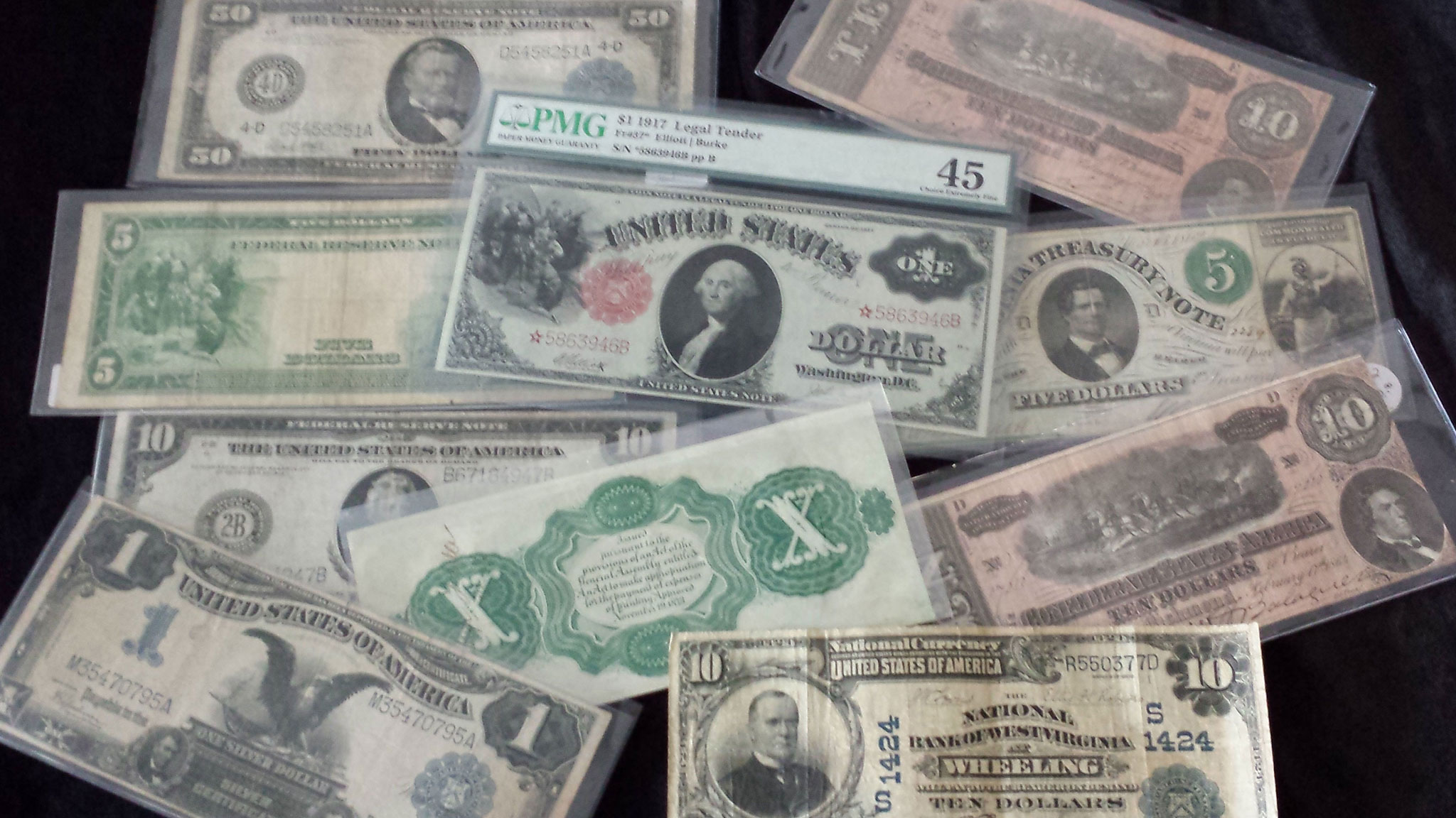 Old Currency | We Are The Leading Buyers Of Old Currency