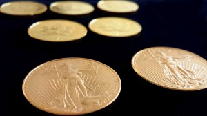 One Ounce American Gold Eagle Coins