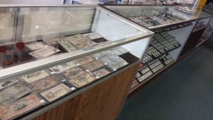 We carry a wide selection of coins and currency for every collector <br />CLICK FOR FULL SIZE