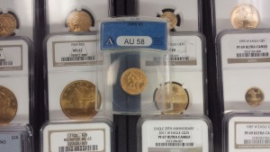 At A Village Stamp & Coin we have an incredible selection of certified coins.