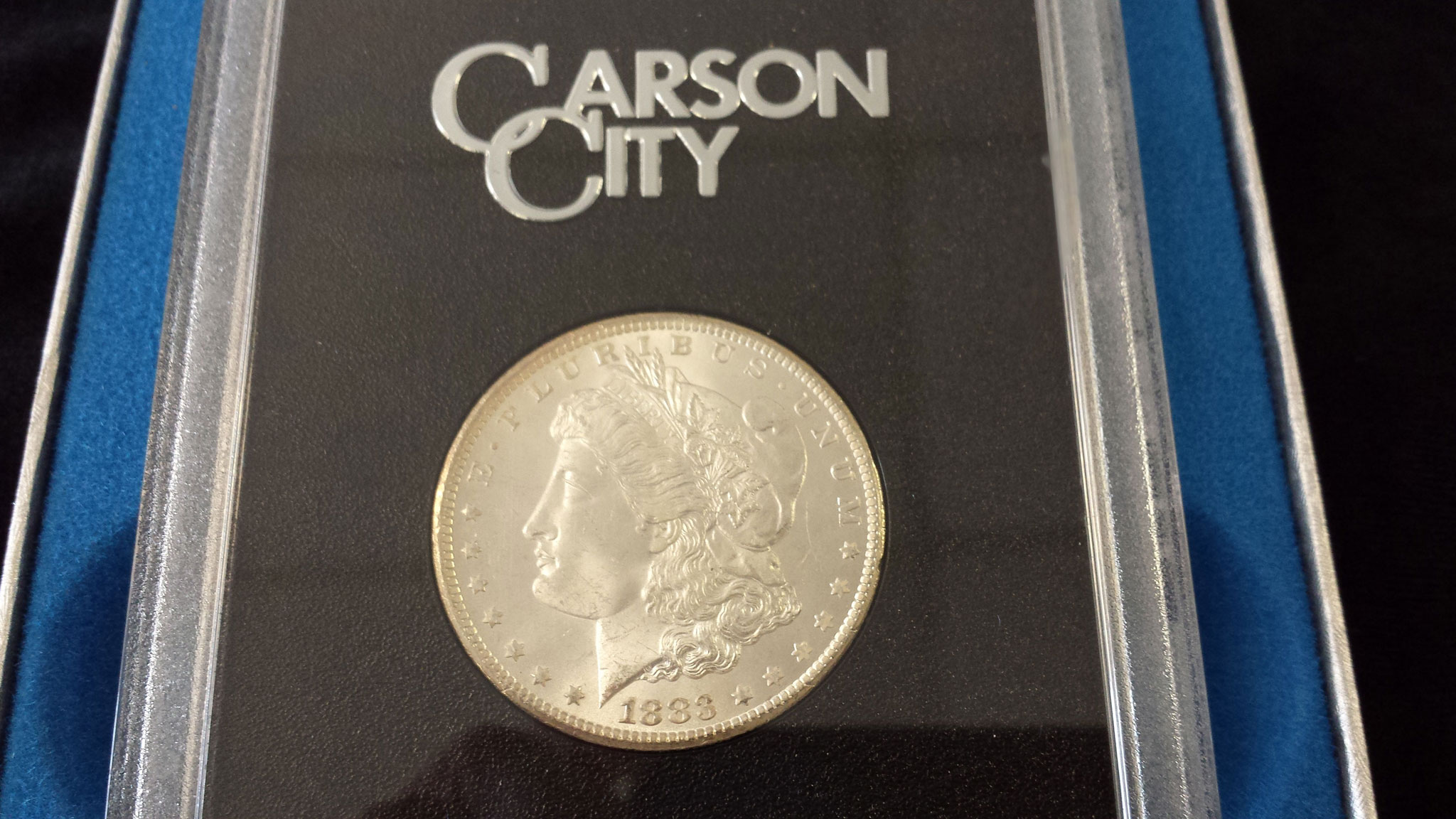 Carson City Silver Dollar Sold Buy And Sell Gold And