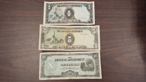 Japanese Invasion Money, or JIM, originated in the Philippines, Burma, Indonesia and other countries invaded by Japan.